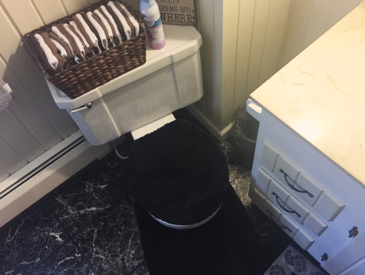 Bathroom WTF | Life In Beta