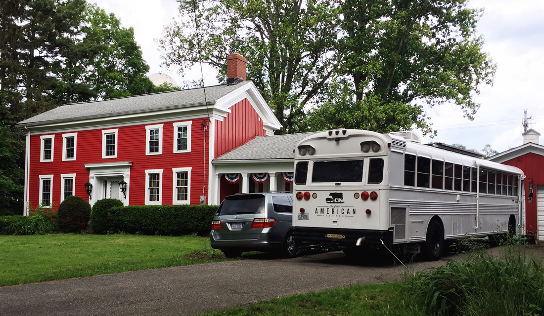 Great American Farm Tour | Little Red Farmstead